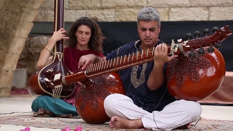 David Elkabir Rudra Veena Ragini Todi
