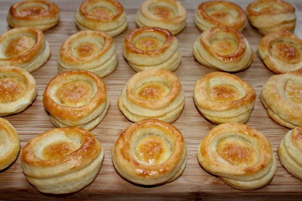 Волованы с ветчиной и сыром, изображение №11