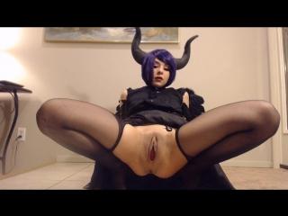 Vixenmoon (aka vixenxmoon)(manyvids / succubus births fruits gapes holes)[2018, fisting, anal,toys, prolapse, squirting, dildo]