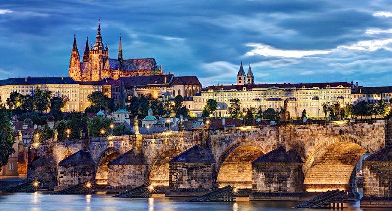 Достопримечательности Праги. Часть 1., изображение №1