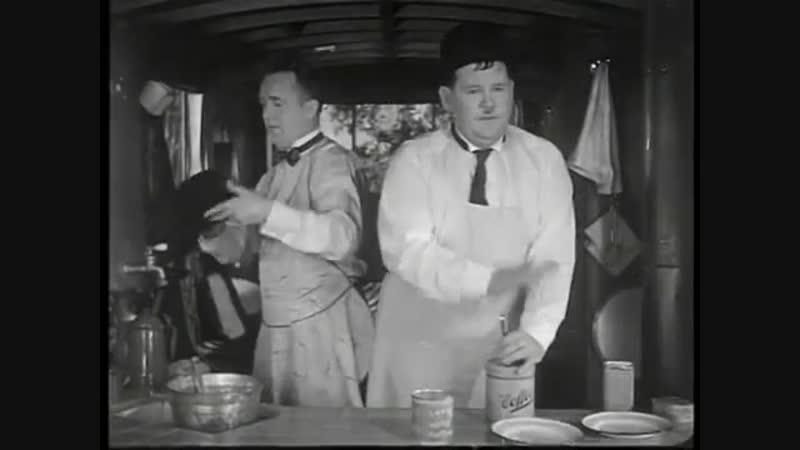 O Gordo e o Magro - Água Que ´Passarinho_Não Bebe - 1934