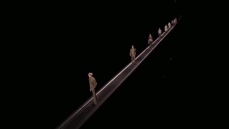 Dior Homme F W 2019 Runway Show