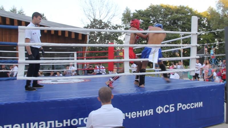 Сатторов Сайёд Бабаян Эрик 25 августа 2018 2 раунд 2 часть