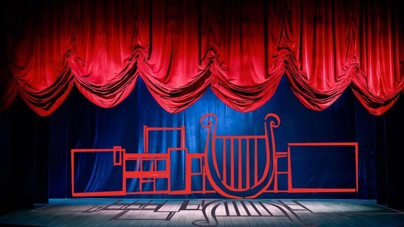 ДК Форносово на Гастолях сцена 10