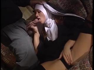 Nun and roberto malone (italy, 18+)