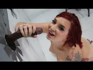 [gloryhole] amber ivy [hd 1080, anal, atm, big tits, black, blowjob, cumshot, facial, interracial, oral, redhead, sex, slut]
