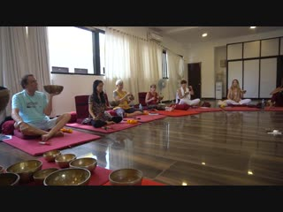 Tibetan Singing Sound Healing Teacher Training Certification Course In Goa