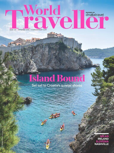 World Traveller – September 2018
