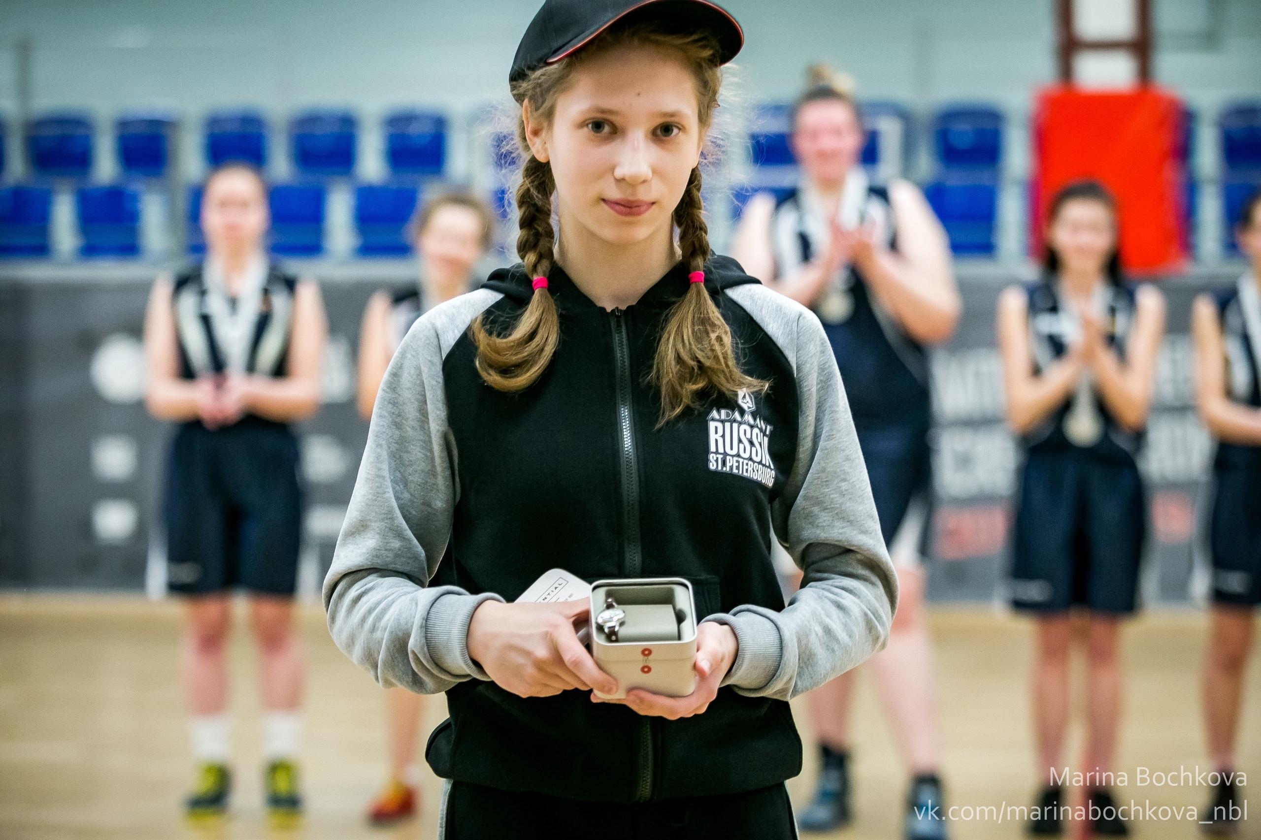 Александра Бархаева – MVP НБЛ среди женских команд сезона 2018-2019