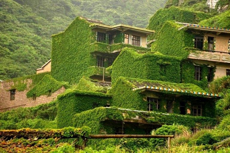 Заброшенная деревня Шенгси, изображение №7