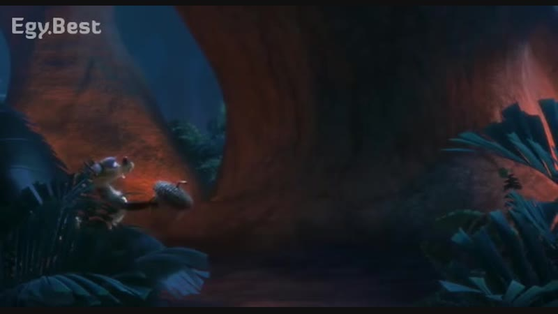 Funny dance from: Ice Age: Dawn of the Dinosaurs 2009