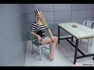 #VRon Marie Pearl (Horny High Risk Prisoner) [2018 г., Virtual Reality, VR, 5K] [SideBySide, 2700p] [Oculus Rift / Vive]