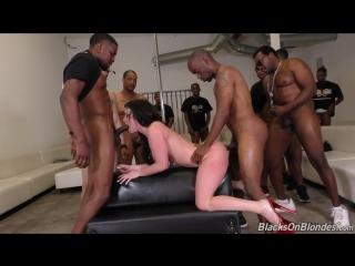 Jennifer White ♠ Interracial ♠ BlacksOnBlondes ♠ DogFart ♠ HD 720 ♠