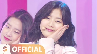 [MC Special] 190217 Shin Eun Soo(신은수) (with. Mingyu(민규)) - What is Love  @ 인기가요 Inkigayo [2K 60FPS]