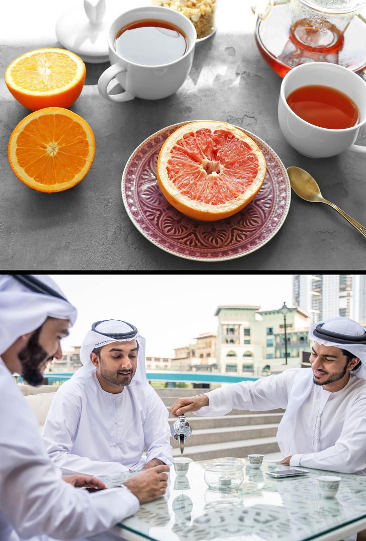 8 неожиданных правил, которые нужно соблюдать, садясь обедать в чужой стране, изображение №1