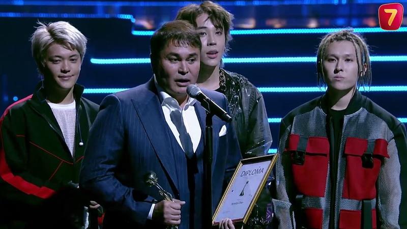 Ежегодная музыкальная премия Astana Dausy-2018
