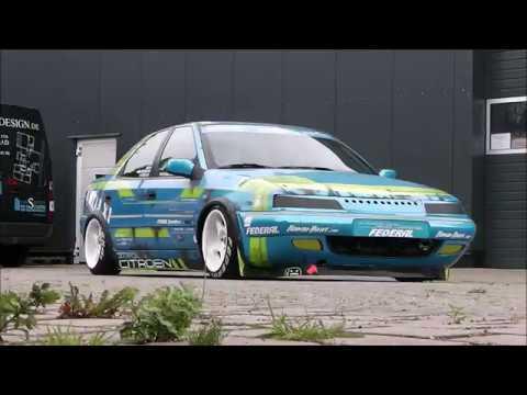 Citroen Xantia tuning Race Car