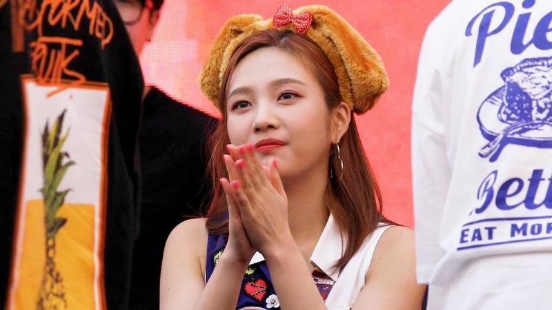 180818 딴짓하는 팬을 부르는 조이의 방법 Red Velvet Joy 스타필드고양팬사인회 4K 직캠 by 비