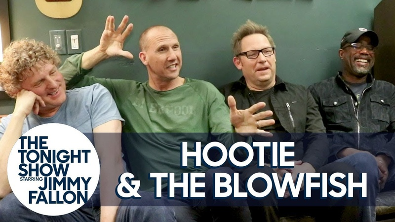 Tales from Tour: Hootie The Blowfish
