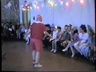 Новый год. 3А, 3Б, 3В школы №1(1999)  004
