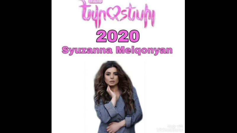 Depi Evratesil 2020 Syuzanna Melqonyan