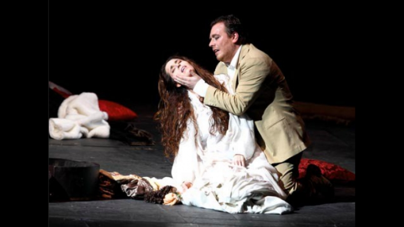 Traviata Libiam ne lieti calici F Meli e N Amsellem