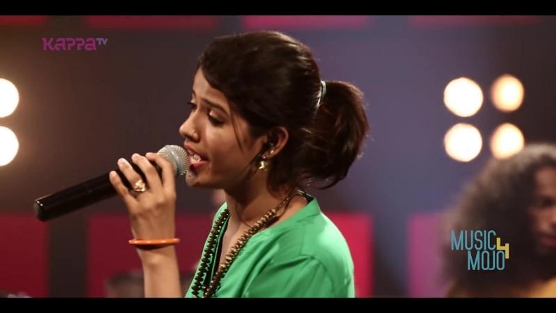 Amruta Suresh ‒ Pallivaalu Bhadravattakam Amrutam Gamaya OST Live @ KappaTV Music Mojo Season 4