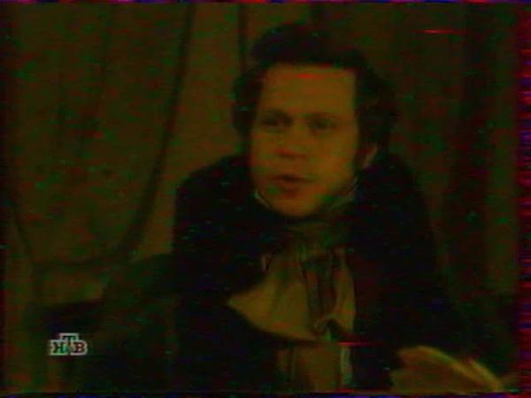 Рекламный блок (Gillette Series, Philips Flat TV) и Анонс Дело о мёртвых душах (НТВ, 28.08.2005)