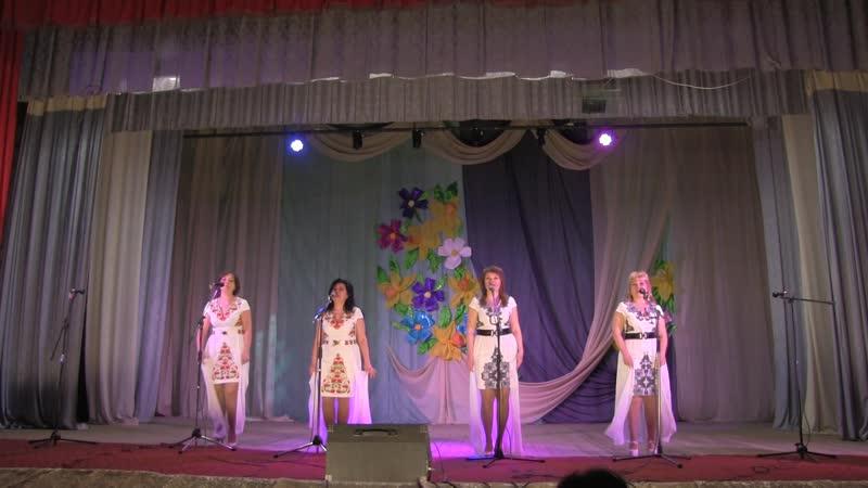 Звітний концерт вокальних колективів