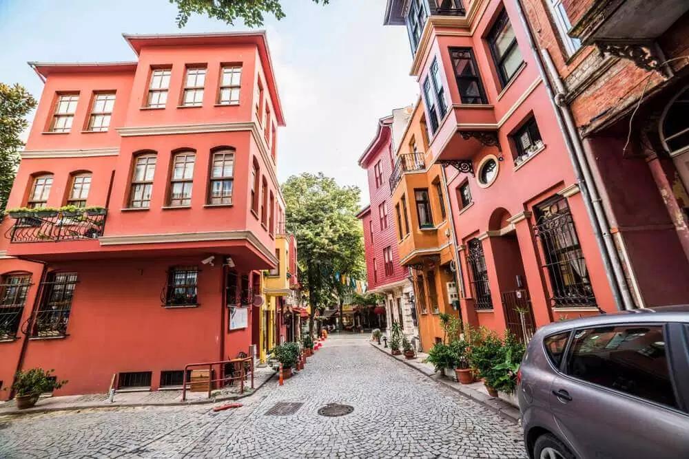 типовые квартиры богатые районы стамбула фото стала