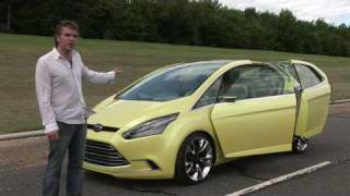Ford Iosis Max driven and explained - by autocar.co.uk