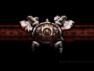 Фразы юнитов из Warcraft 3. Орда, Гром Задира