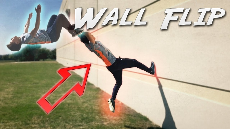 How to Wall Flip | Tutorial - Free Running Parkour