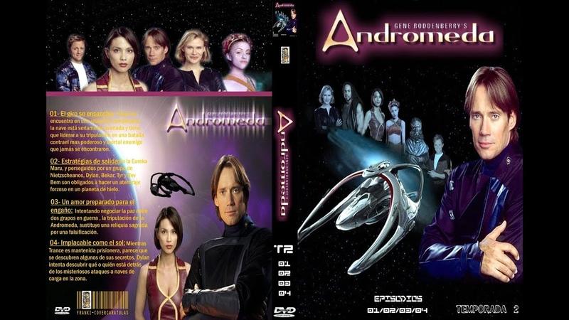 Andromeda-Cap 93-*Lo que sera no es*