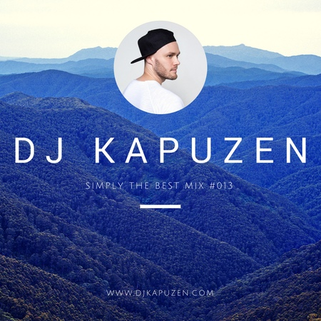 DJ KAPUZEN SIMPLY THE BEST MIX 13