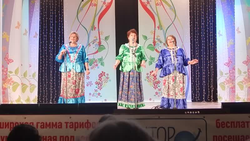Белая верба День города Невьянск Вокальная группа Гармония