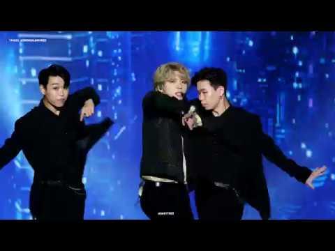 190822 SORIBADA Best K-Music Awards - Hold on me 우현 4K FOCUS