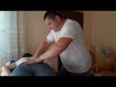 Костоправ жестко но помог избавиться от поясничной боли за сеанс Corectie vertebrala