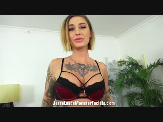 Kleio valentien [blowjob, handjob, deepthroat, facial, cum in mouth, 1080p]