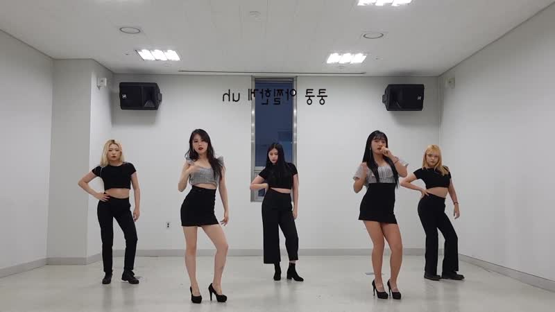 Coda Bridge(코다 브릿지) - BANANA (반하나) Dance Practice [Mirrored]