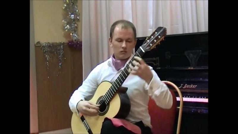 Nikita Koshkin GUITAR Dmitry Pimanov