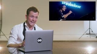 [Richard Madden convinced Taron Egerton to steal a Rocketman prop | British GQ]