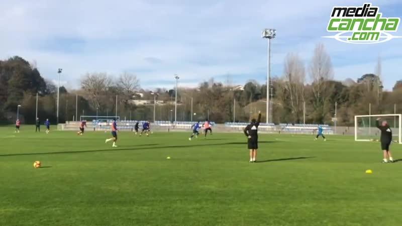 Oswaldo Alanís es convocado con el Real Oviedo