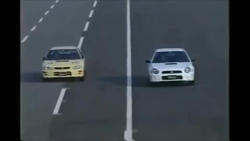 Subaru impreza wrxsti gc8 gdb