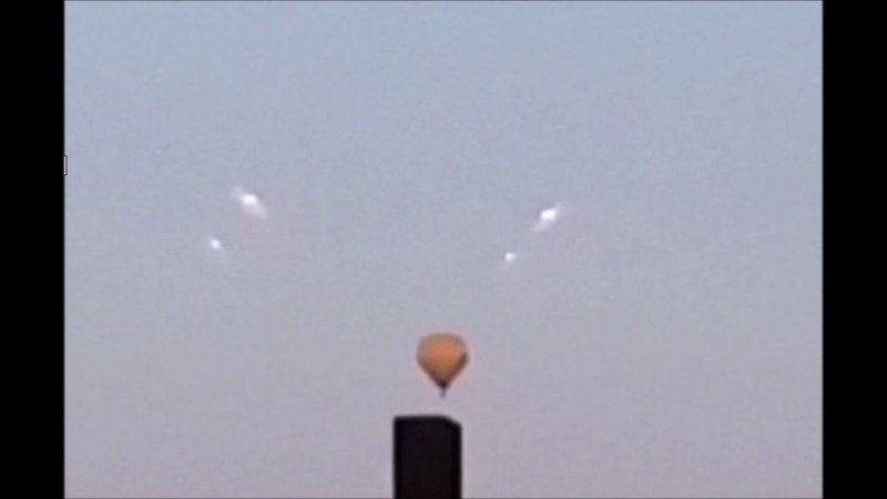 Robbert van den broeke filmed ufo s at a hot air balloon in Hoeven