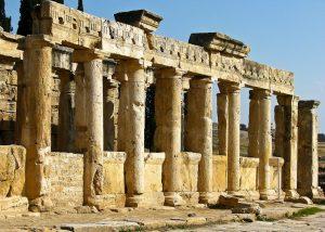 Иераполис. Памуккале – Восьмое чудо света
