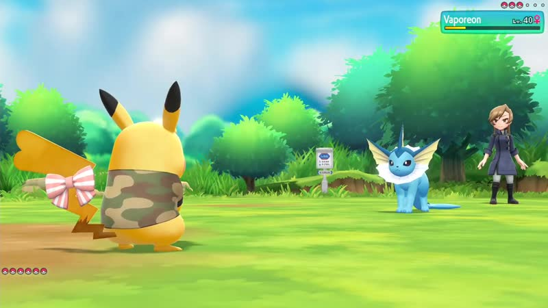 [AssiMaslow] ТАУРОС И САФАРИ СЕТ - Pokemon Lets Go, Pikachu 29 - Прохождение (ПОКЕМОНЫ НА НИНТЕНДО СВИЧ)