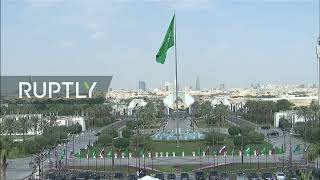 LIVE: Putin arrives in Riyadh for Saudi Arabia state visit