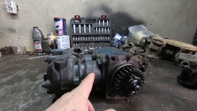 Двухцилиндровый компрессор ремонт головки и замена колец