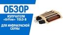 Комплект керамических инфракрасных излучателей для сауны UrFine TOLO B